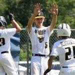 Berkshire Bandits molding baseball players