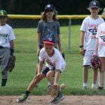 Twister Clinic: Teaching baseball's basics