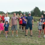 Runners hit the trails at White Memorial