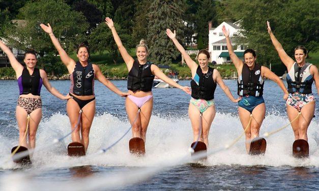 Bantam Lake ski show back in business