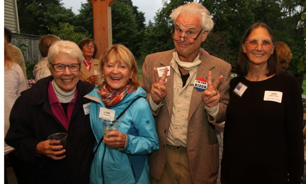 League of Women Voters marks 100th year