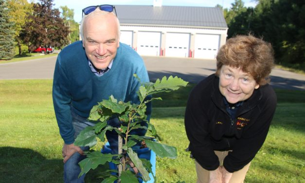 Markelon donates trees on 9/11 anniversary