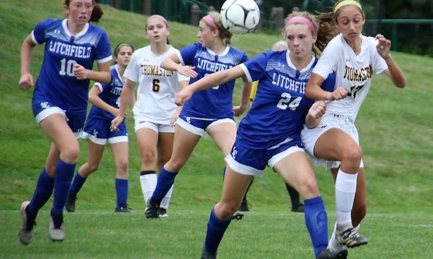 Cowgirls play to tie with Thomaston
