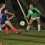 Cowgirls outplay Wamogo under the lights