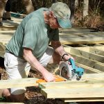 Boardwalk taking steps toward completion