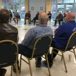 GOP candidates hold a public forum